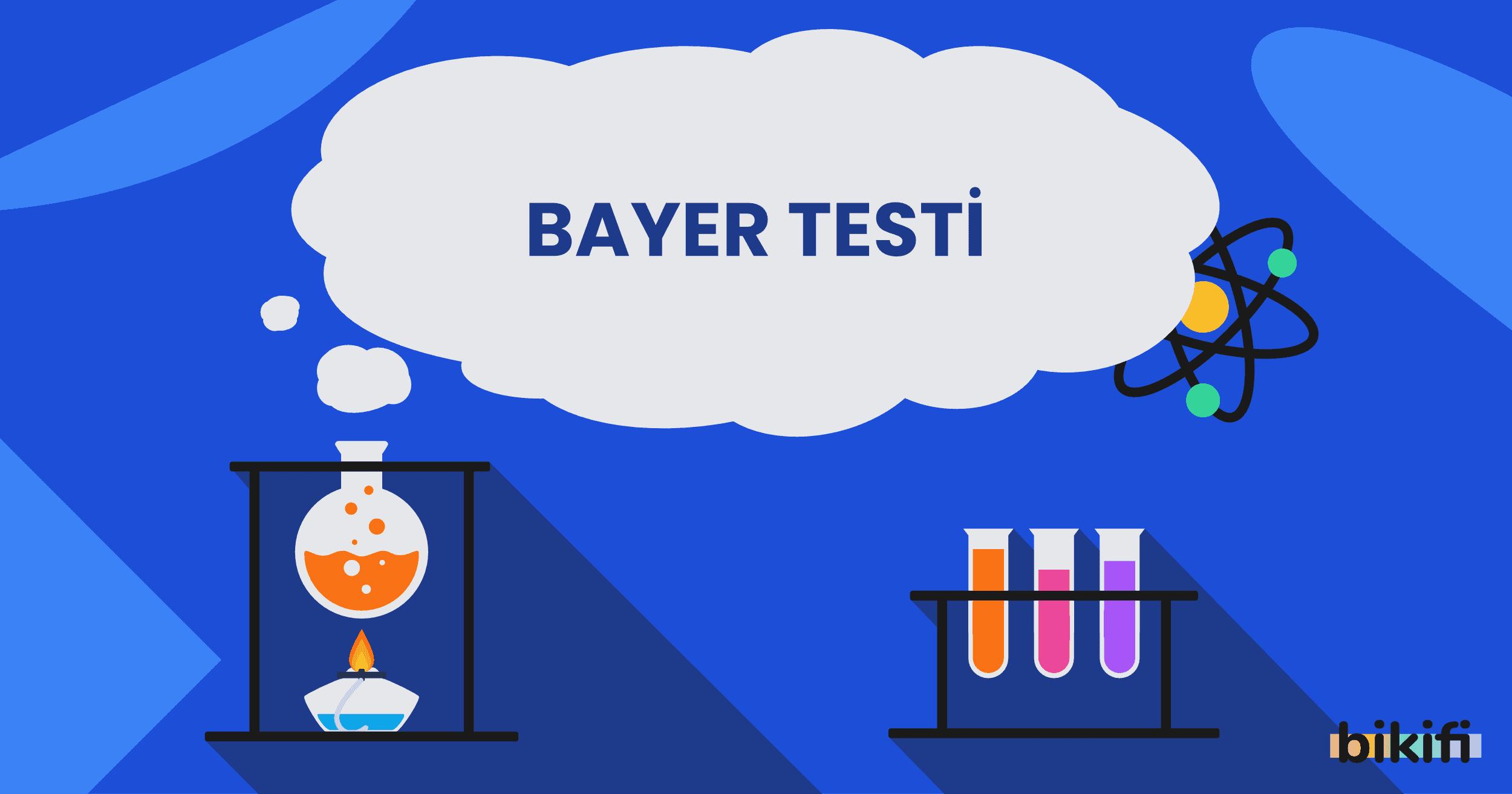 Bayer Testi