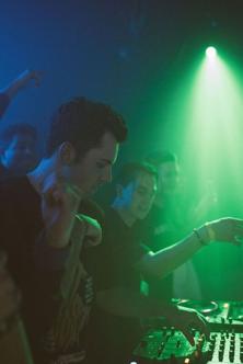 DJ Danny Phantom at SYPHER Peek