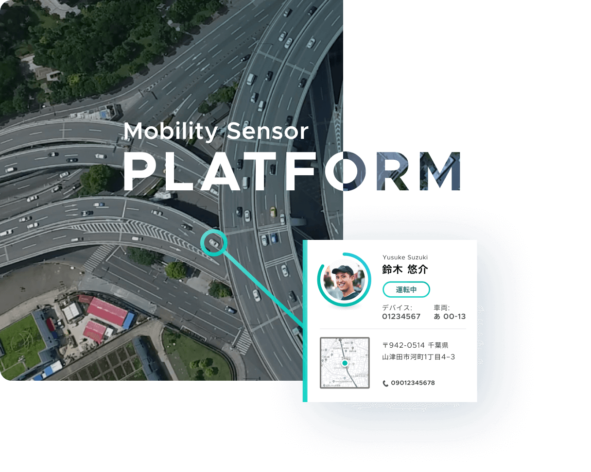Mobility Sensor PLATFORM