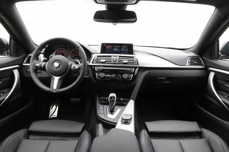 BMW 4 Serie Gran Coupé 420i High Executive M-sport afbeelding 13