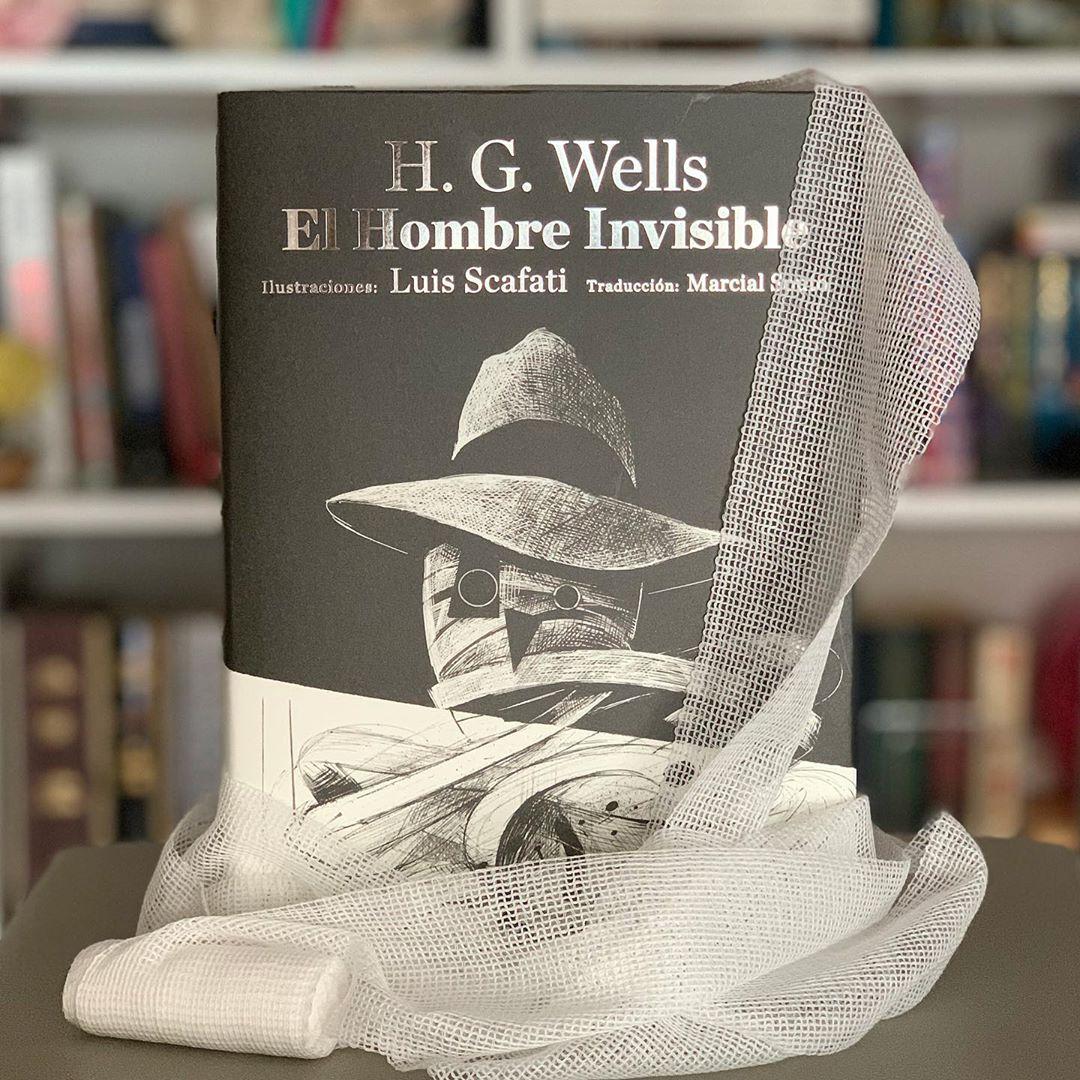 """Imagen de Reseña de """"El hombre invisible"""", de H.G. Wells"""
