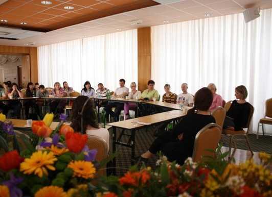 Sobotní program X. výroční konference DEBRA ČR