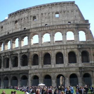 Coliseum, Rome 2008