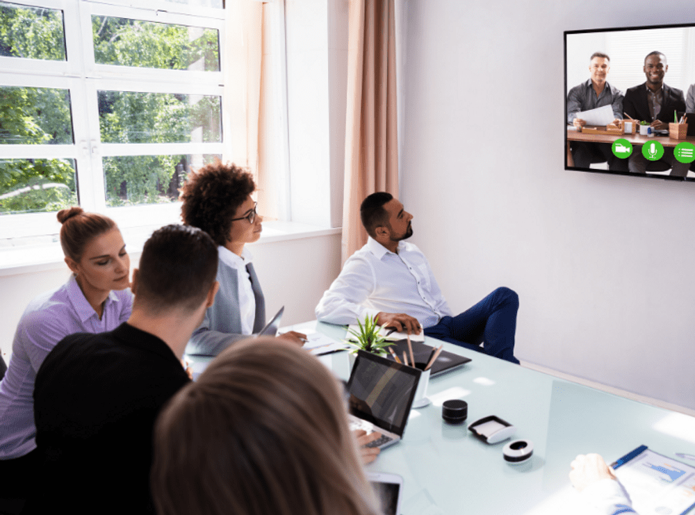 bob官方官网Accruent - bob体育连串过关Resources - Blog Entries - The Meeting Booking Software required: Video Conferencing integration - Hero