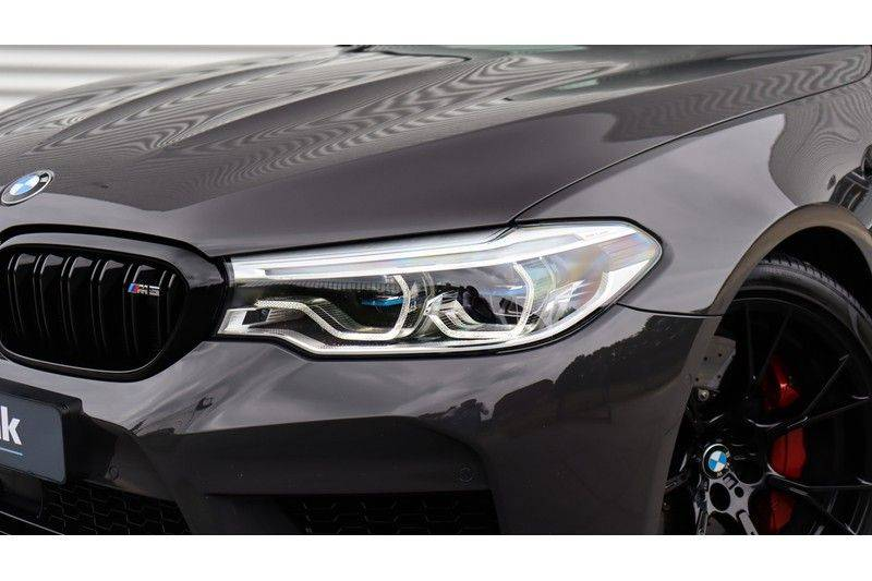 BMW 5 Serie M5 Competition Individual, Akrapovic uitlaat, B&W Sound, Carbon afbeelding 25