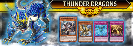 Thunder Dragon Breakdown | YuGiOh! Duel Links Meta