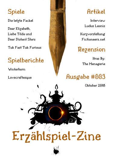 Cover von Ausgabe 3