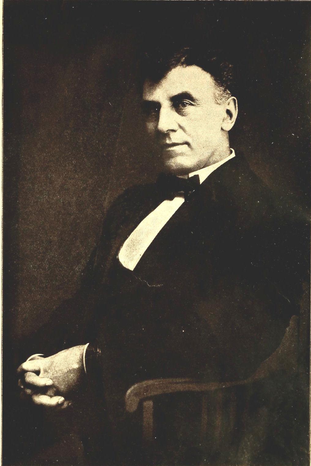 Simon Peter Long