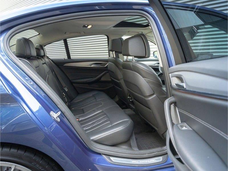 BMW 5 Serie ALPINA B5 Bi-Turbo - Sperre - Sport Brakes - Night Vision afbeelding 20