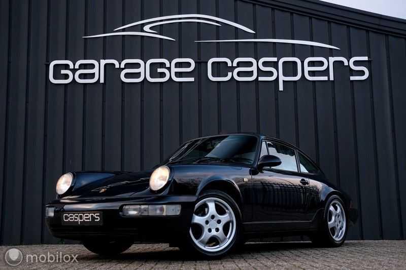 Porsche 911 Coupé 3.6 Carrera 4 afbeelding 2