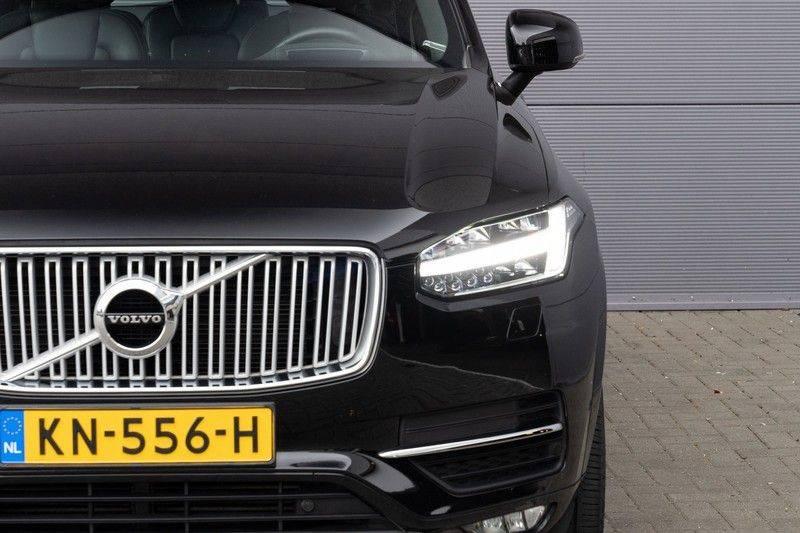 "Volvo XC90 2.0 D4 190pk AWD Inscription 7-pers. Pano Leer Camera 21"" afbeelding 15"