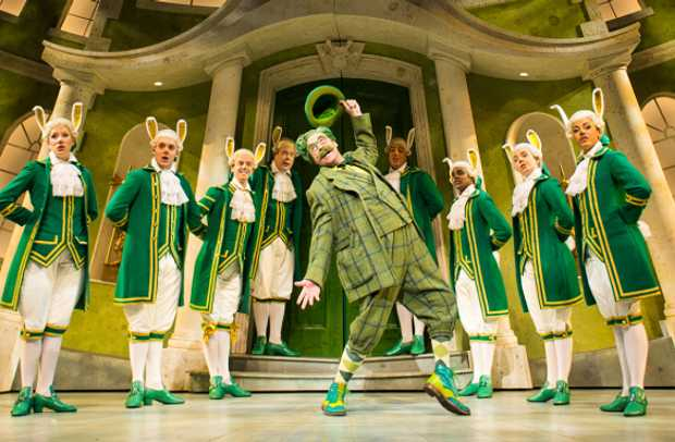 The Wind in the Willows - The Show Must Go On