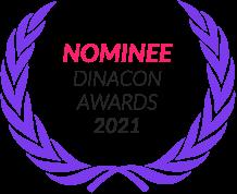 DINACON Awards Nominee 2021