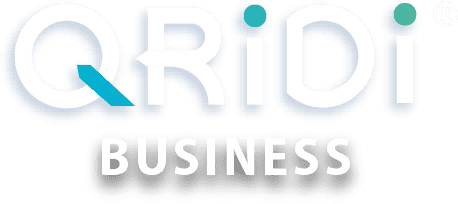 Qridi business logo