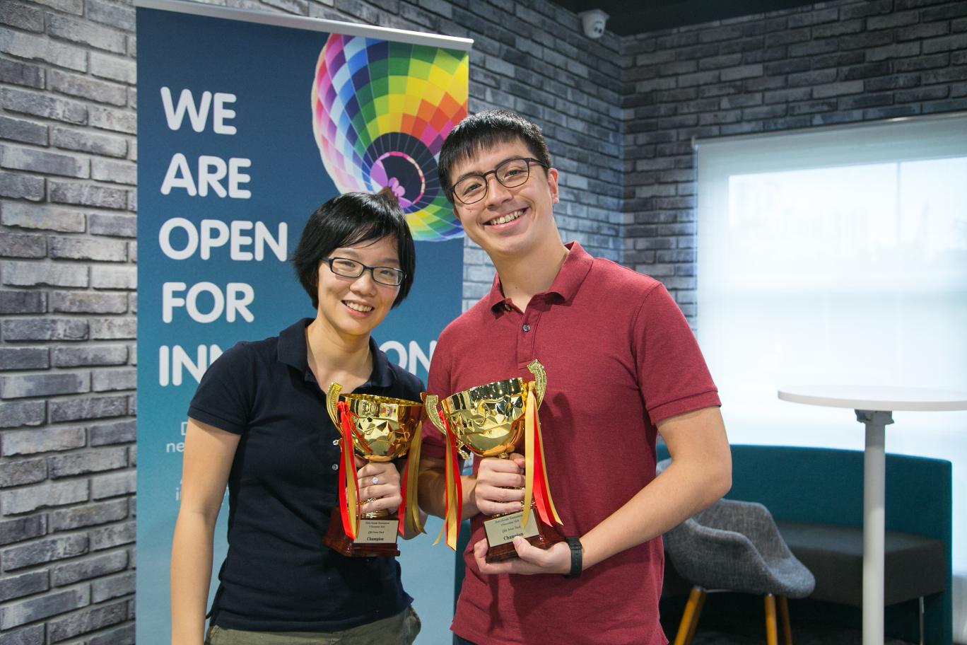 GovTech's Data Arcade Tournament Qlik Sense Category