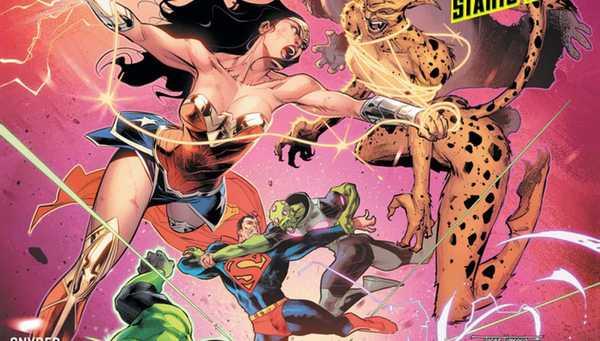 Liga da Justiça enfrenta a Legião do Mal em HQ da DC escrita por Scott Snyder