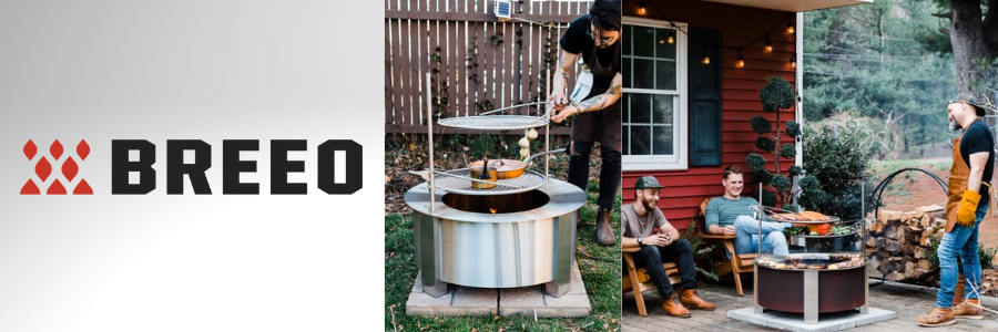 Breeo Fire Pits Review - X Series