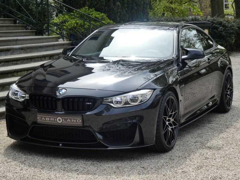 BMW M4 Coupé afbeelding 22