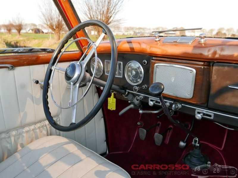 Mercedes-Benz 190 170S Cabriolet B Good condition afbeelding 12