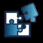 Ícone de quebra cabeça, representando a possibilidade de integração com o voiqx