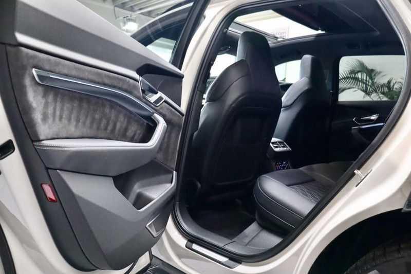Audi e-tron 55 Quattro Advanced Pro 2X S-Line HUD Siambeig EX BTW afbeelding 14