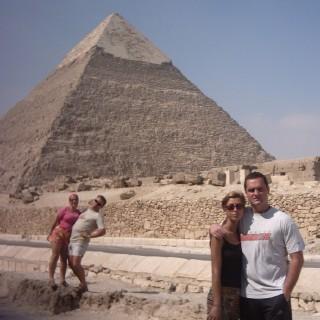 Gizah, Egypt 2004