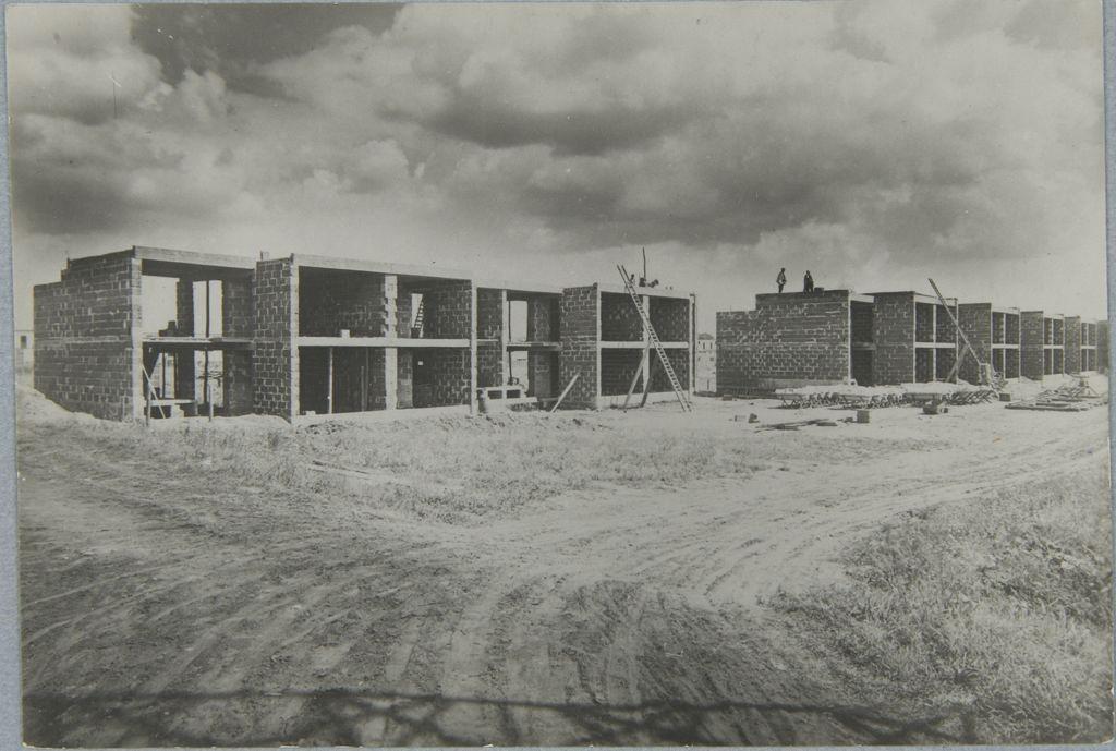 Dessau-Törten Construction