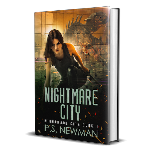 Picture of Book One of the Nightmare City series