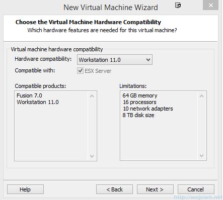 Installing VMware ESXi 6.0 in VMware Workstation 11 - 3