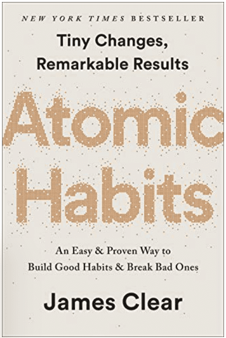 Buy Atomic Habits on Amazon