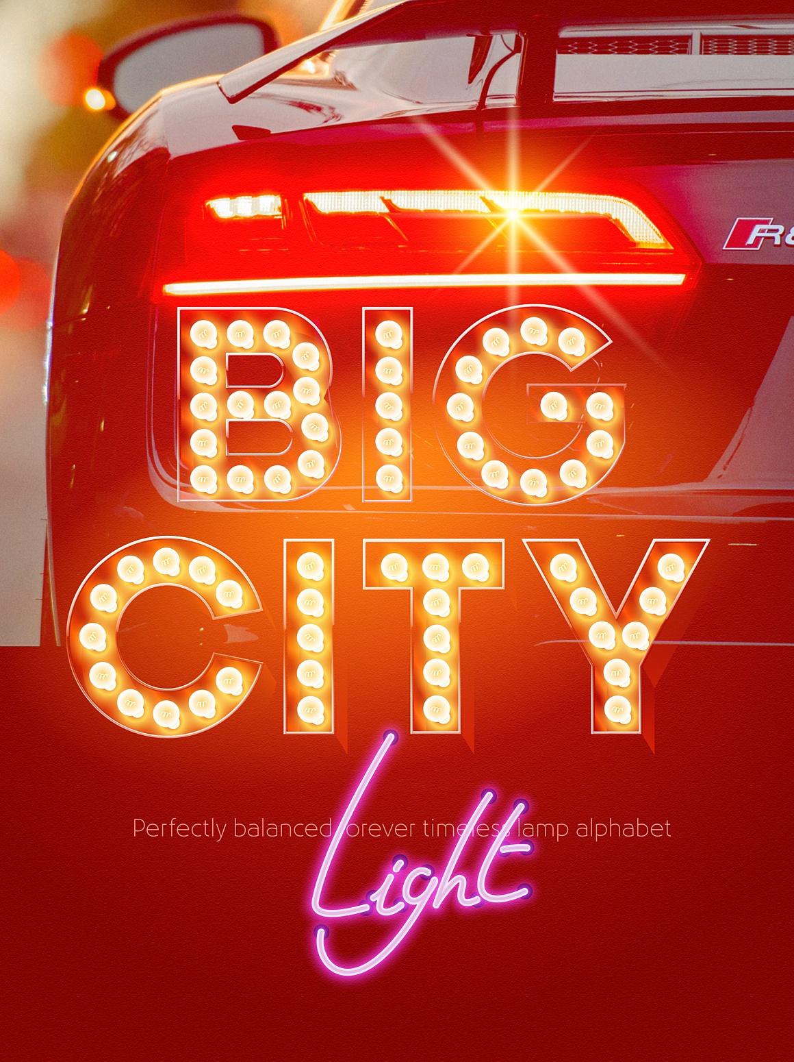 3d Lamp Classic images/promo-Old-bulp-lamp-alphabet-red_3.jpg