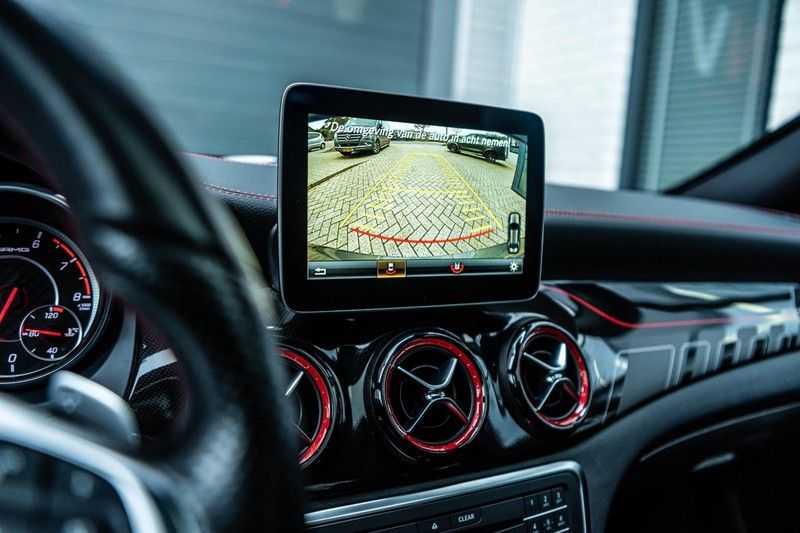 Mercedes-Benz CLA-Klasse 45 AMG 4MATIC, 381 PK, Facelift, Pano/Dak, Camera, Night/Pakket, AMG-Sportuitlaat, 52DKM!! afbeelding 15