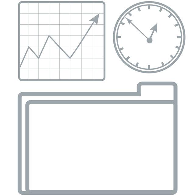 Orientation Manual Icons