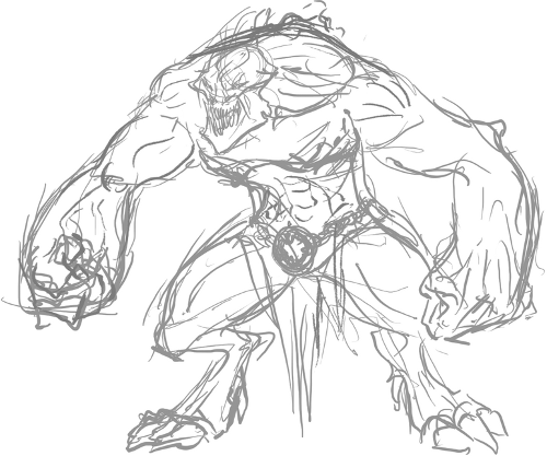 Giant Sketch