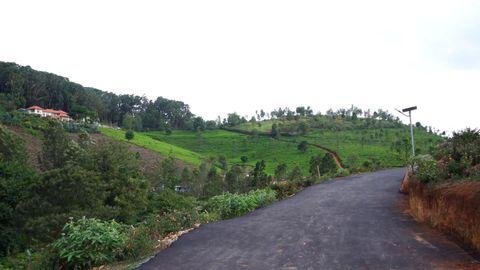 Road approach