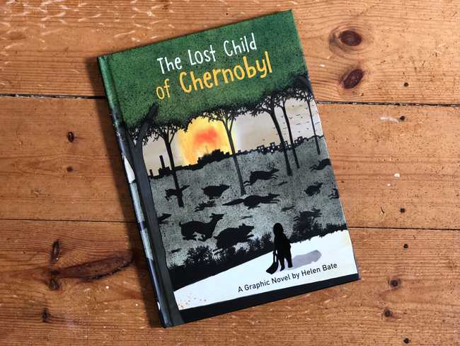 Book Review: The Lost Child of Chernobyl by Helen Bate