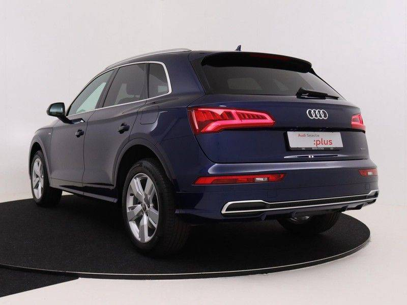 Audi Q5 50 TFSI e 299 pk quattro S edition | S-Line |Elektrisch verstelbare stoelen | Trekhaak wegklapbaar | Privacy Glass | Verwarmbare voorstoelen | Verlengde fabrieksgarantie afbeelding 7