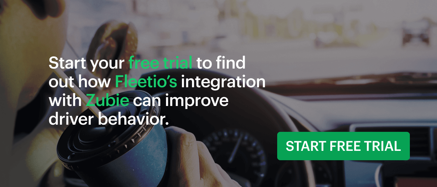 improve driver behavior with telematics