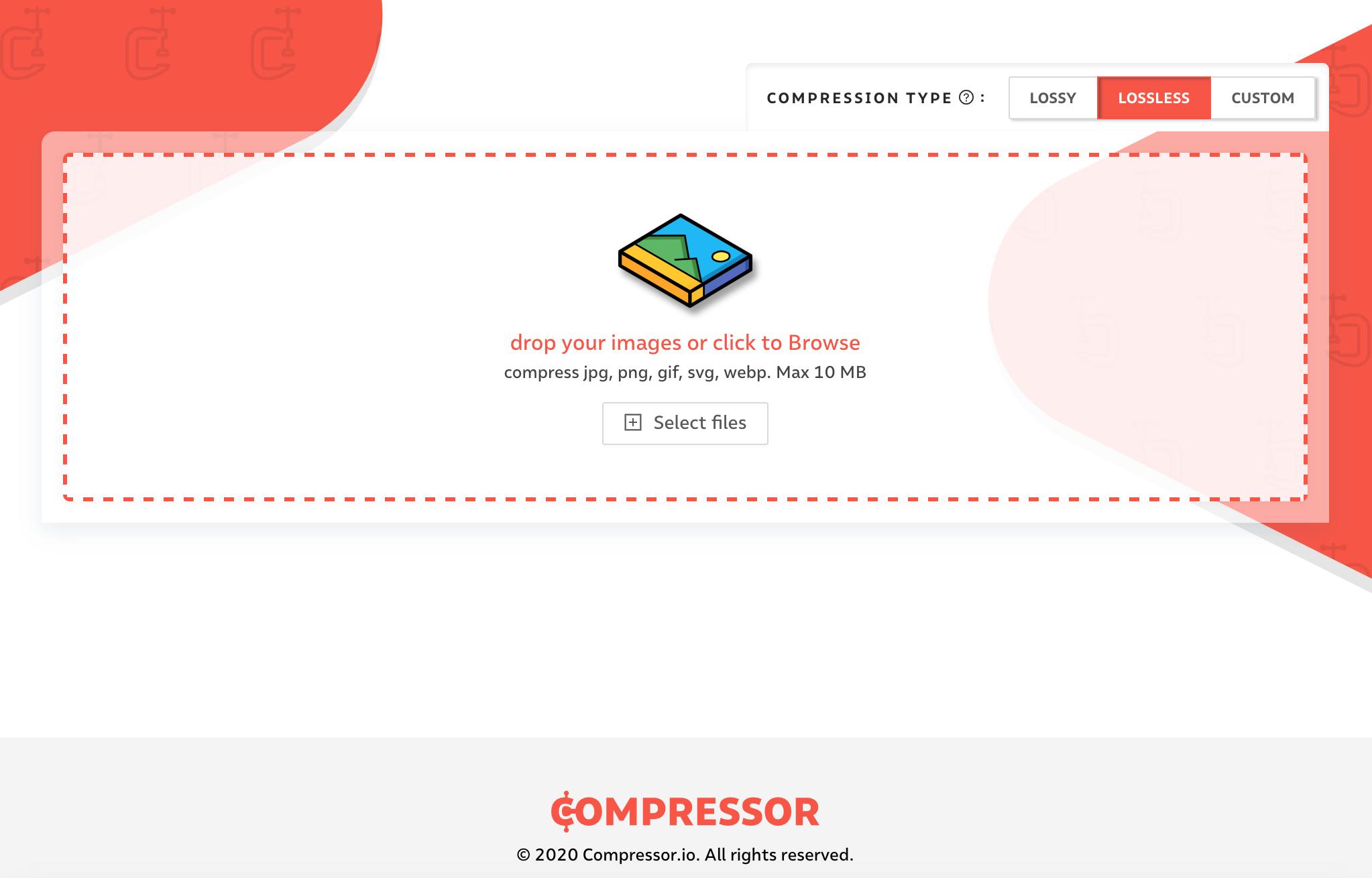 compressor website