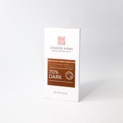 Lydgate Farms | 70% Dark Chocolate Bar