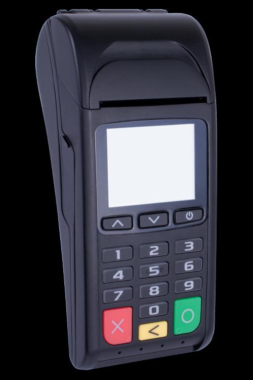 CabCard Handheld Terminal