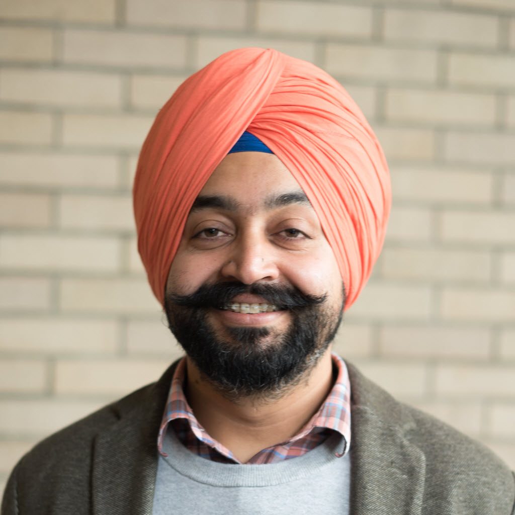 Arvinder Kang, CTO & Co-Founder