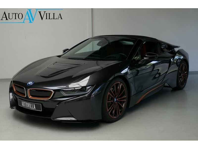 BMW i8 Roadster 1.5 Ultimate Sophisto Edition LaserLight afbeelding 25