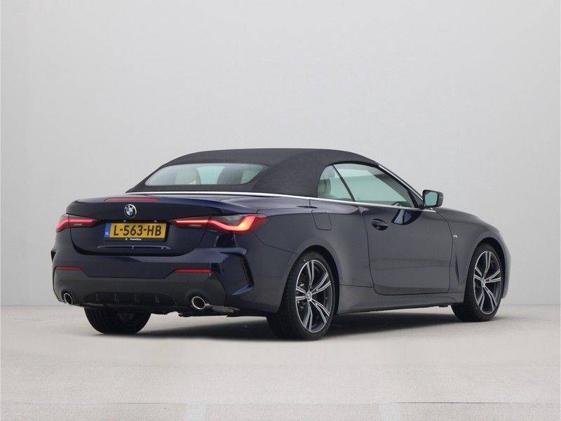 BMW 4 Serie Cabrio 420i High Executive M-Sport Automaat afbeelding 13