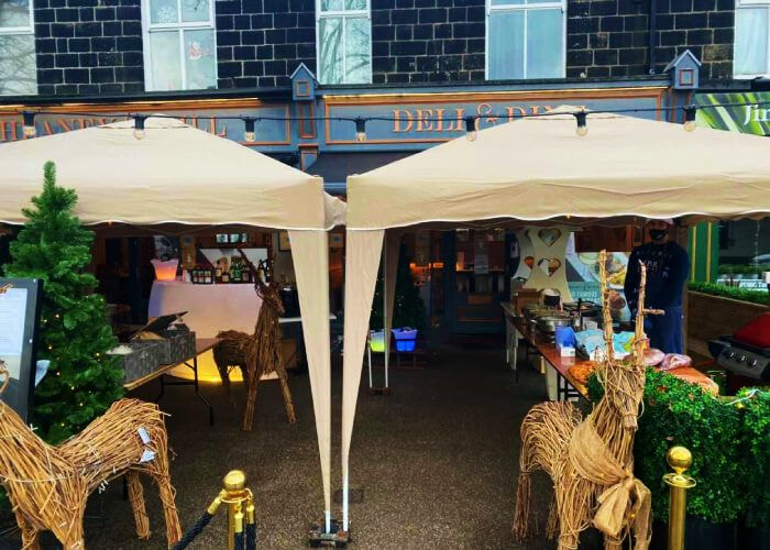 Heaney and Mill Christmas Market