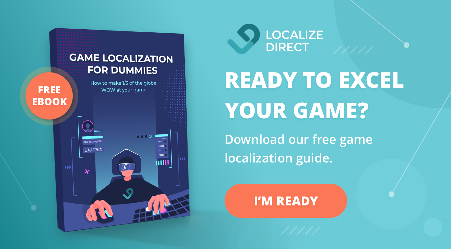FREE Game Localization Guidebook