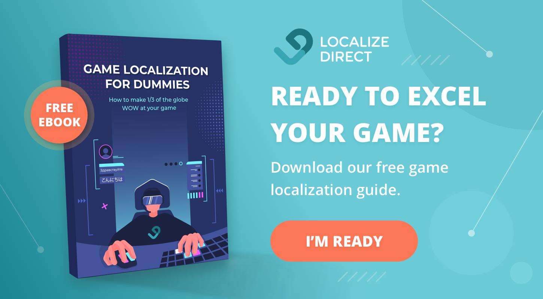 FREE Game Localization Guidebook