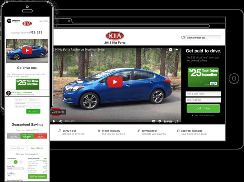 detroit trading company web app