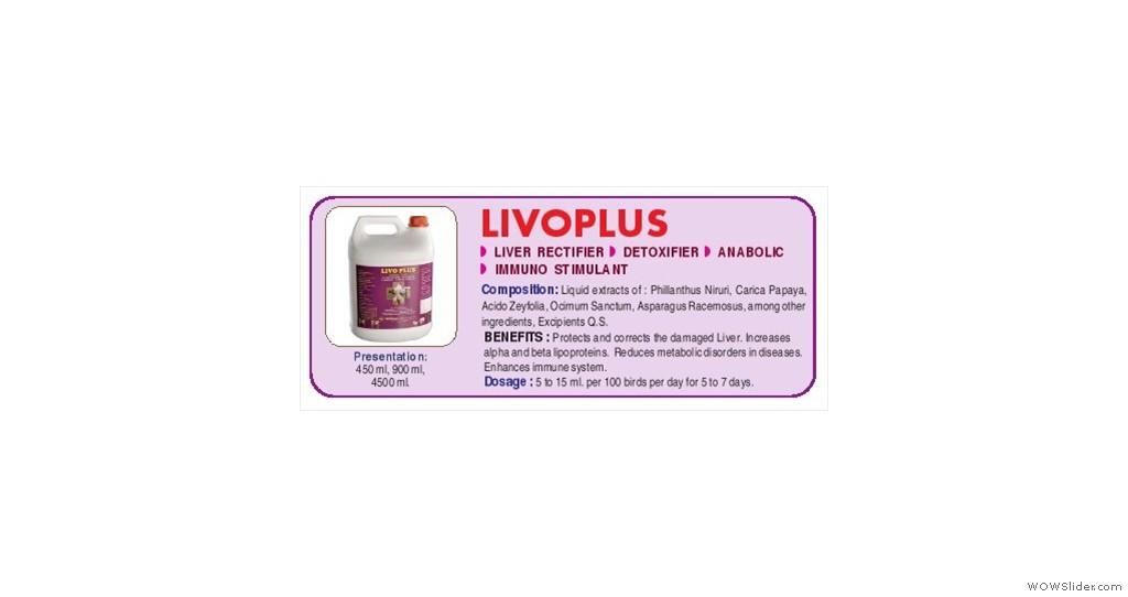 Liver Rectifier-Detoxifiter-Anabolic