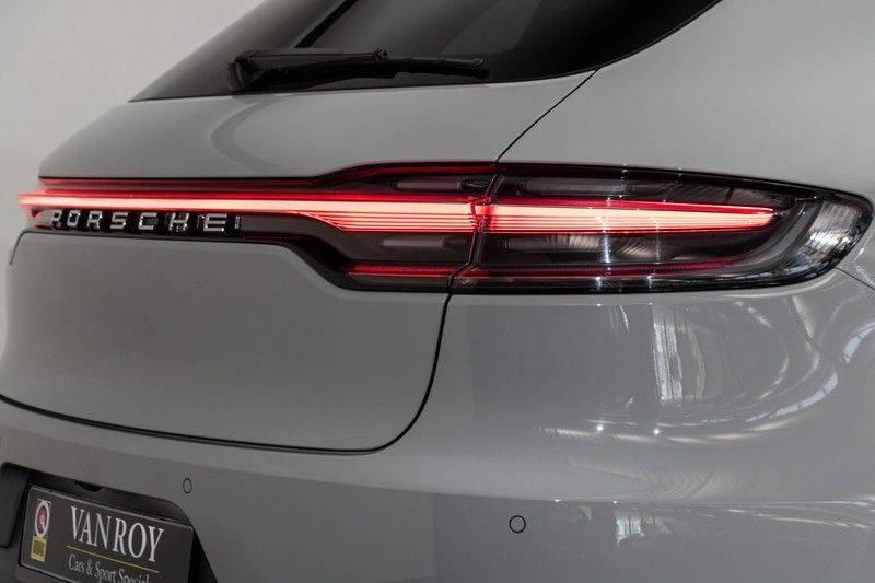 Porsche Macan 3.0 S 354pk PDK Black Design Nieuw Model (Krijt) Luchtvering Panoramadak ACC Sportleder+Memory Full-Led Bochtenverlichting Navi/High Privatglass AppleCarplay 21'' Camera Pdc Trekhaak afbeelding 7